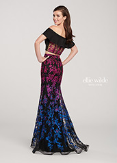 EW119056 Black/Multi back