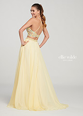 EW119073 Pale Yellow back