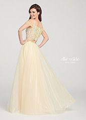 EW119074 Pale Yellow back