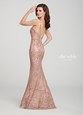 EW119088 Rose Gold back