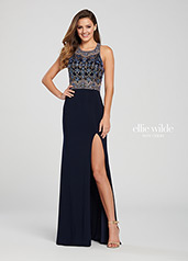 EW119140 Navy Blue front