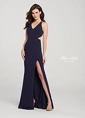 EW119159 Navy Blue front