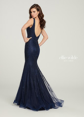 EW119160 Navy Blue back