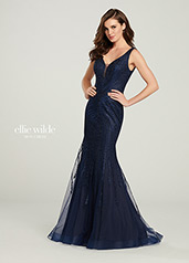 EW119160 Navy Blue front