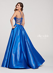 EW119181 Royal Blue back