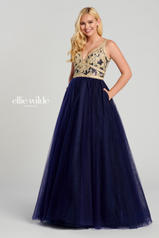 EW120140 Navy Blue front