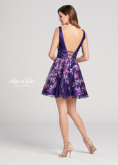 EW21829S Dark Purple/Multi back