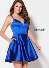 EW21902S Royal Blue front