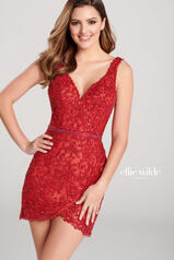 EW22032S Red/Nude front