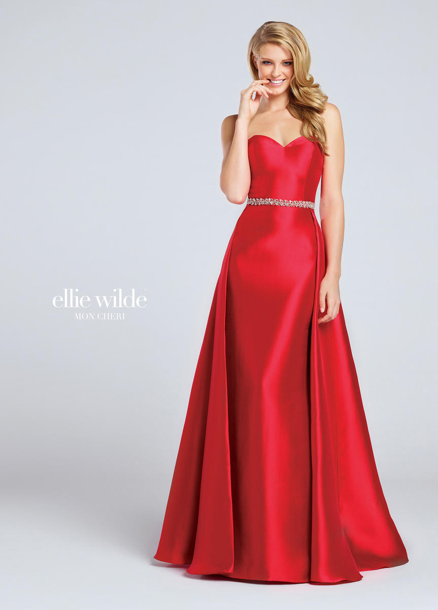Ellie Wilde by Mon Cheri EW117051