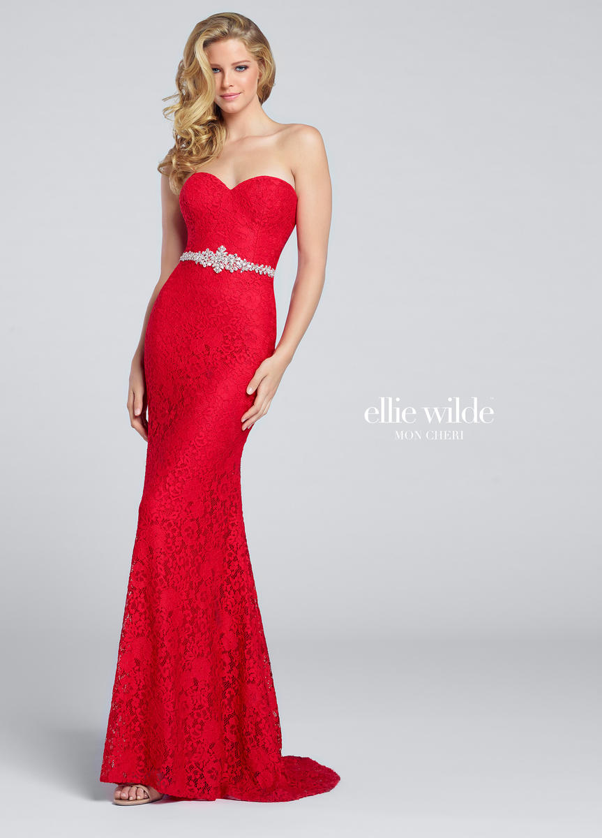 Ellie Wilde by Mon Cheri EW117163