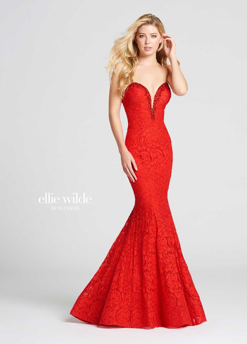 Ellie Wilde by Mon Cheri EW118036