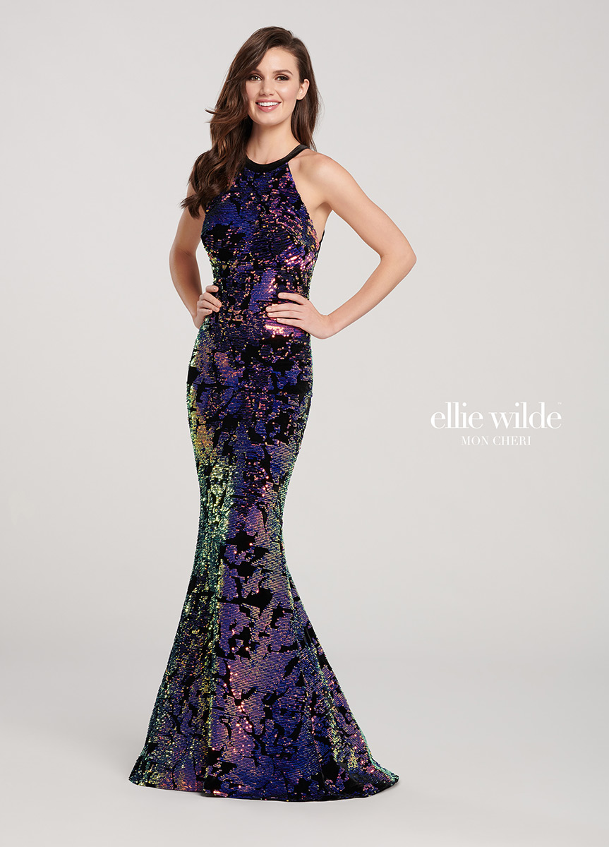 2254ddb77bdc Ellie Wilde by Mon Cheri EW119040 Couture House - Prom & Homecoming ...