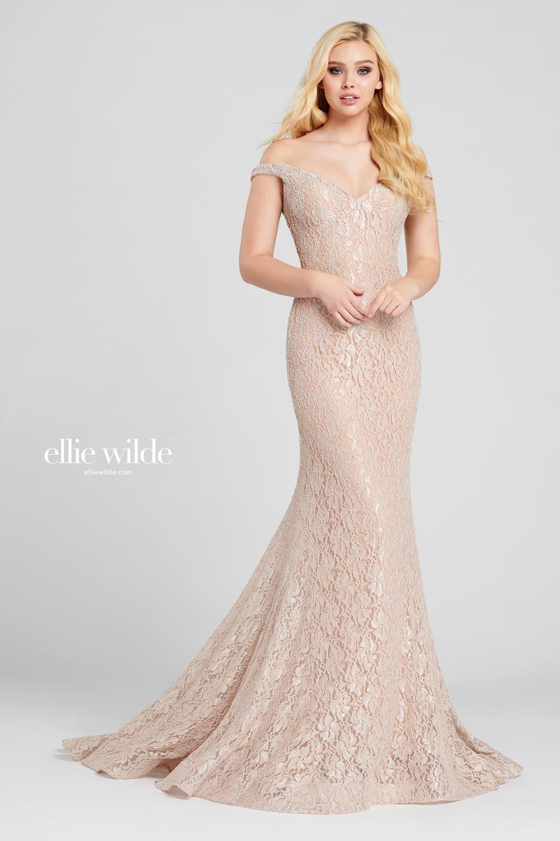 brand new cheaper premium selection Ellie Wilde by Mon Cheri EW120004