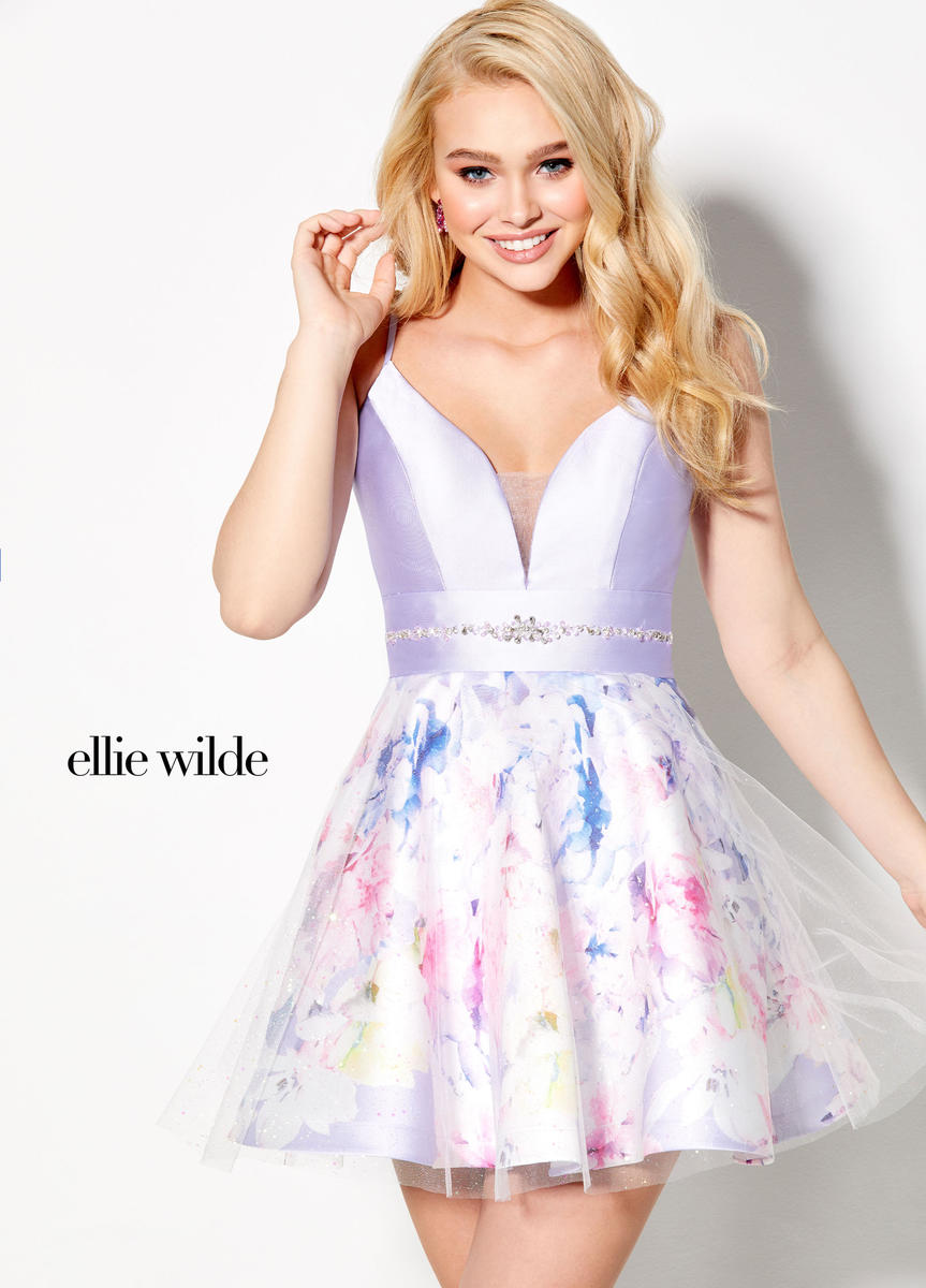 Ellie Wilde by Mon Cheri EW21911S