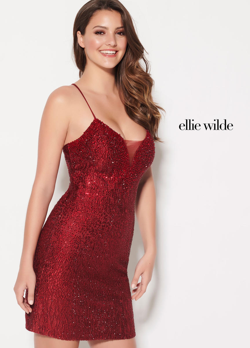 Ellie Wilde by Mon Cheri EW21933S