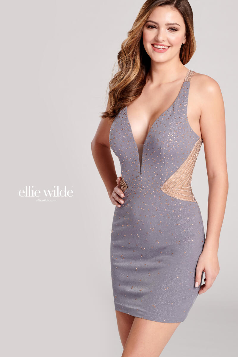 Ellie Wilde by Mon Cheri EW22067S