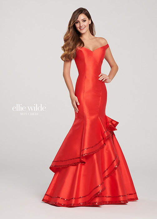 Ellie Wilde by Mon Cheri EW119029