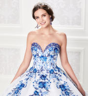 PR21957 White/Royal Blue detail