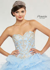 PR11812 Ice Blue detail