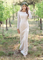 Modest Bridal by Mon Cheri