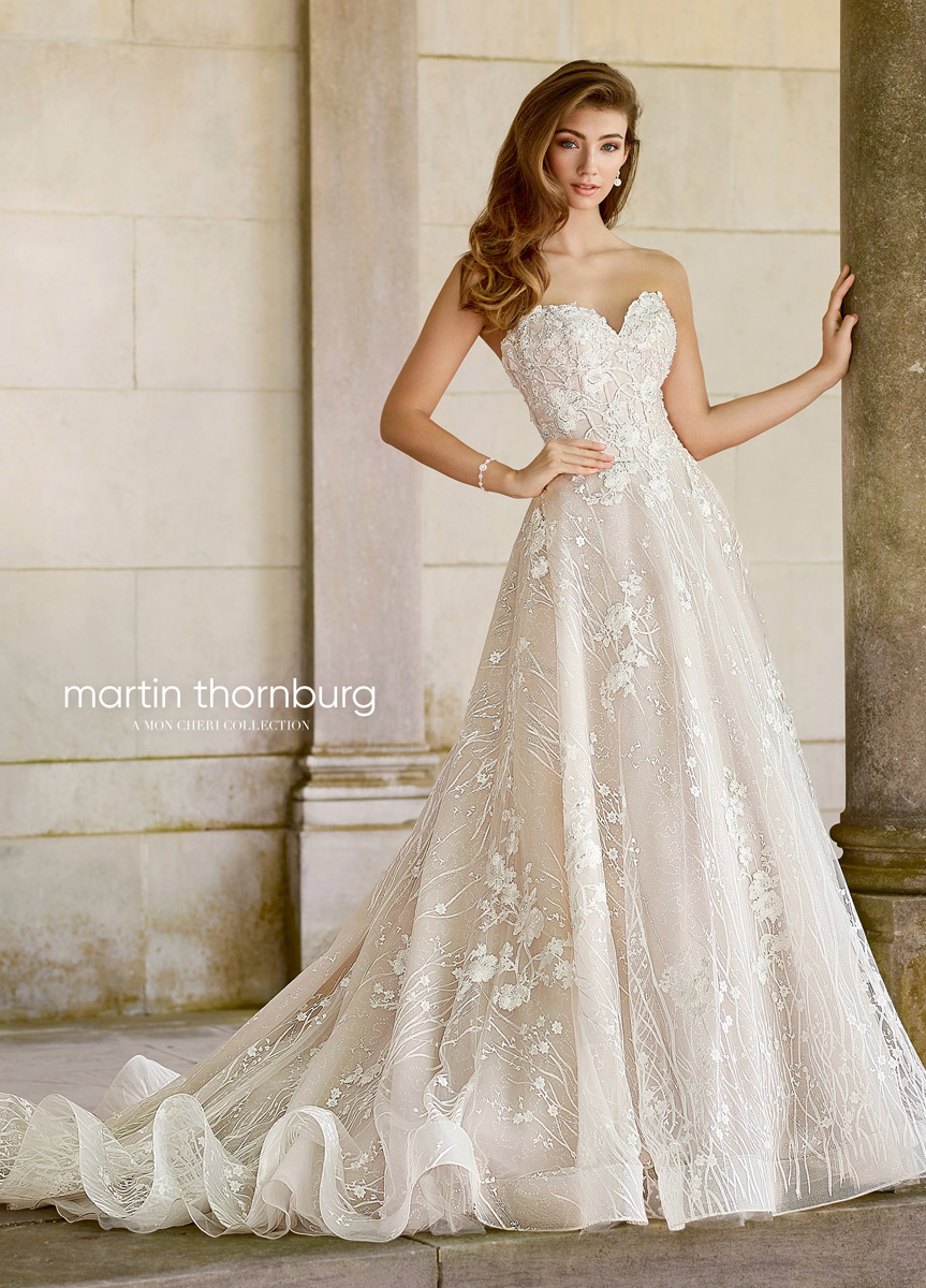 Martin Thornburg Bridal 118281