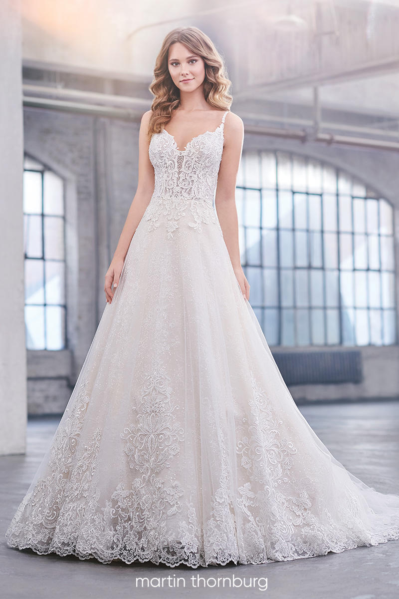 Martin Thornburg Bridal 219205