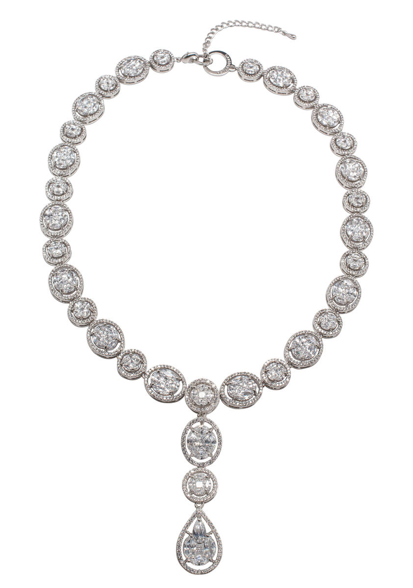 David Tutera Embellish Elizabeth_Classic_Necklace