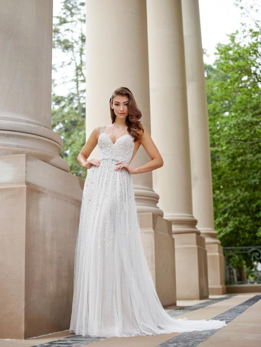Stanza-Martin Thornburg for Mon Cheri Bridal