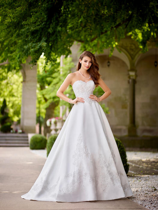 Melisma-Martin Thornburg for Mon Cheri Bridal