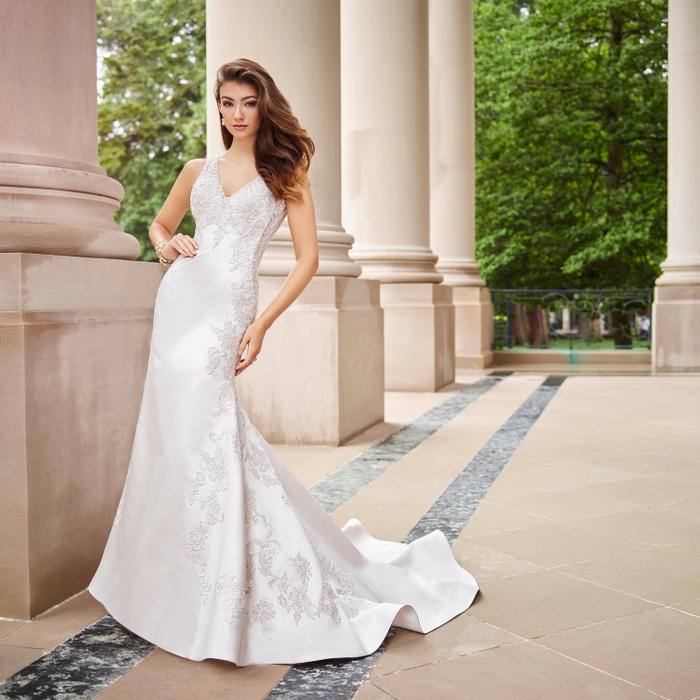 Cadenza-Martin Thornburg for Mon Cheri Bridal