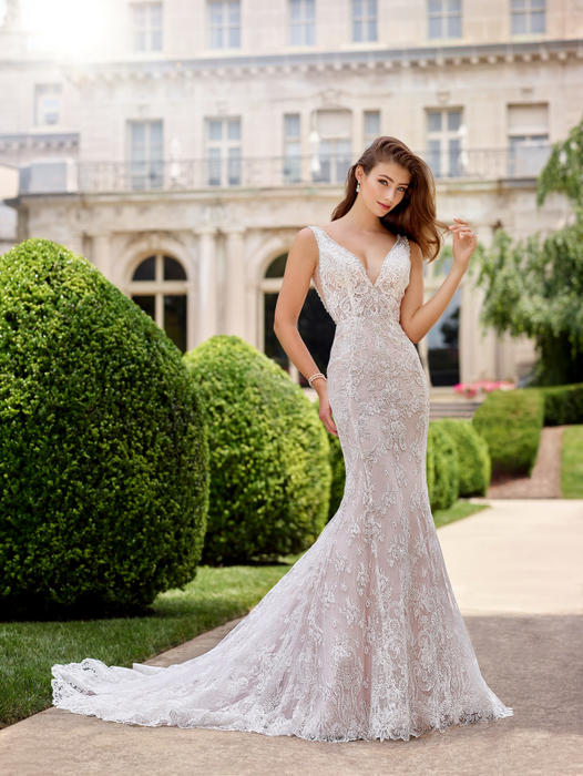 Cappella-Martin Thornburg for Mon Cheri Bridal