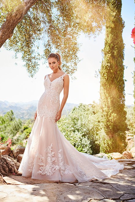 Martin Thornburg for Mon Cheri Bridal