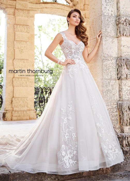 Rosetta-Martin Thornburg for Mon Cheri Bridal