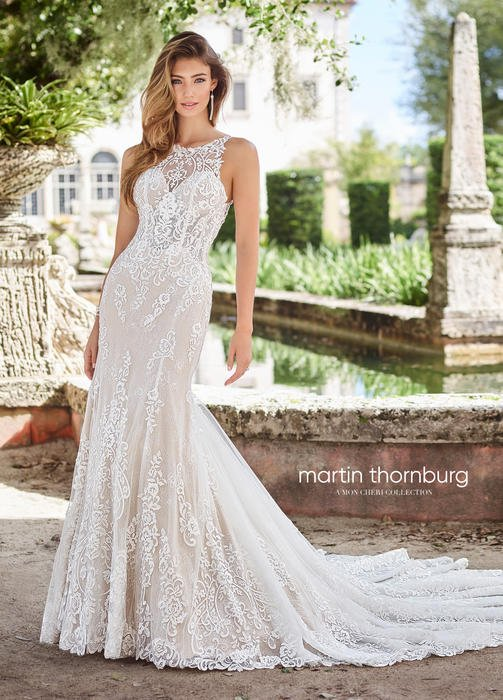 Cecile-Martin Thornburg for Mon Cheri Bridal