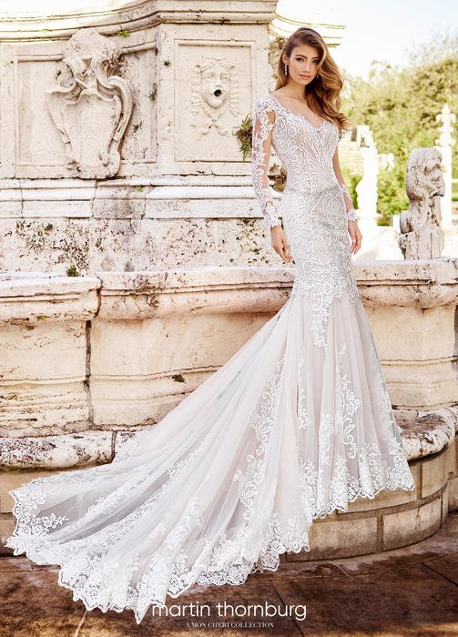 Rosaria-Martin Thornburg for Mon Cheri Bridal