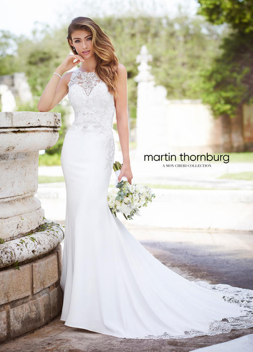 Perla-Martin Thornburg for Mon Cheri Bridal