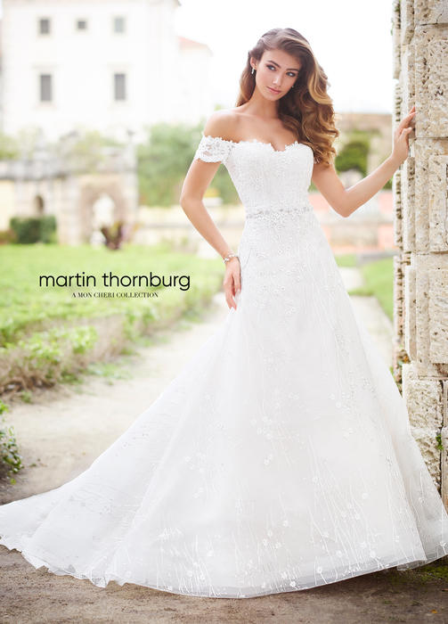 Lorena-Martin Thornburg for Mon Cheri Bridal