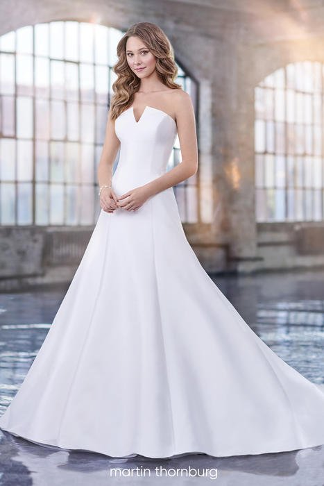 Joni-Martin Thornburg for Mon Cheri Bridal