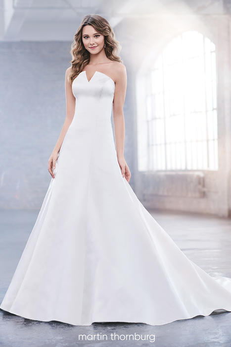 Joni Marie-Martin Thornburg for Mon Cheri Bridal