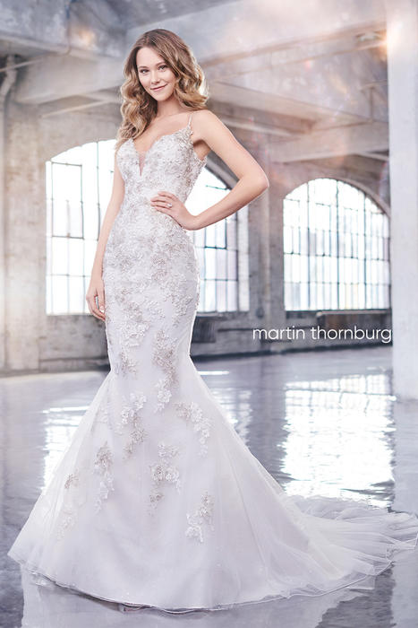 Diana-Martin Thornburg for Mon Cheri Bridal