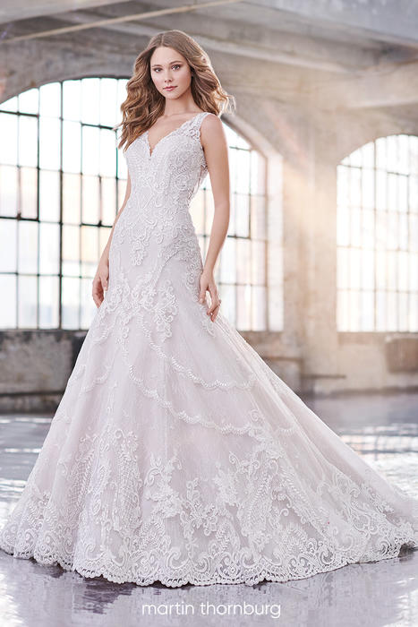 Janet-Martin Thornburg for Mon Cheri Bridal