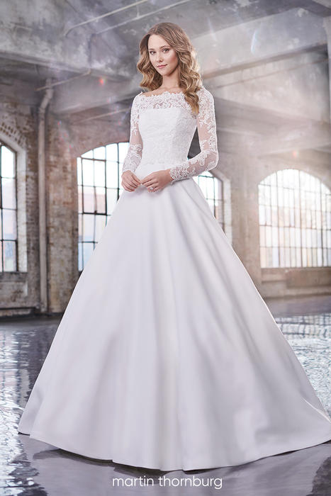 Carol-Martin Thornburg for Mon Cheri Bridal