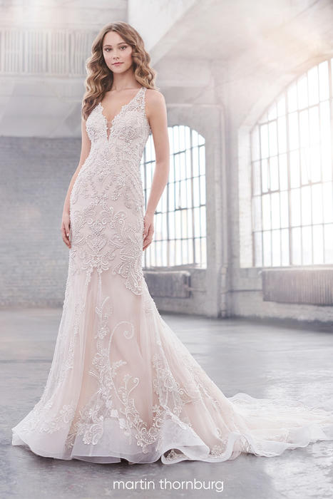 Taylor-Martin Thornburg for Mon Cheri Bridal