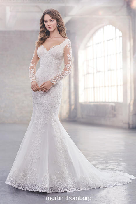 Amy-Martin Thornburg for Mon Cheri Bridal