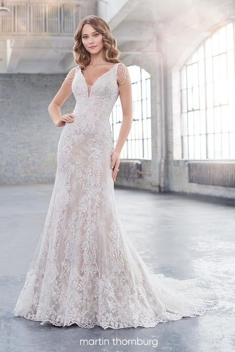 Lauryn-Martin Thornburg for Mon Cheri Bridal