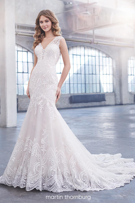 Alanis-Martin Thornburg for Mon Cheri Bridal