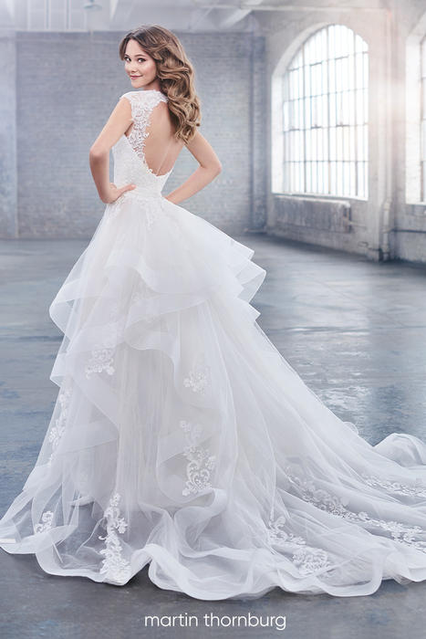 Train - Martin Thornburg for Mon Cheri Bridal