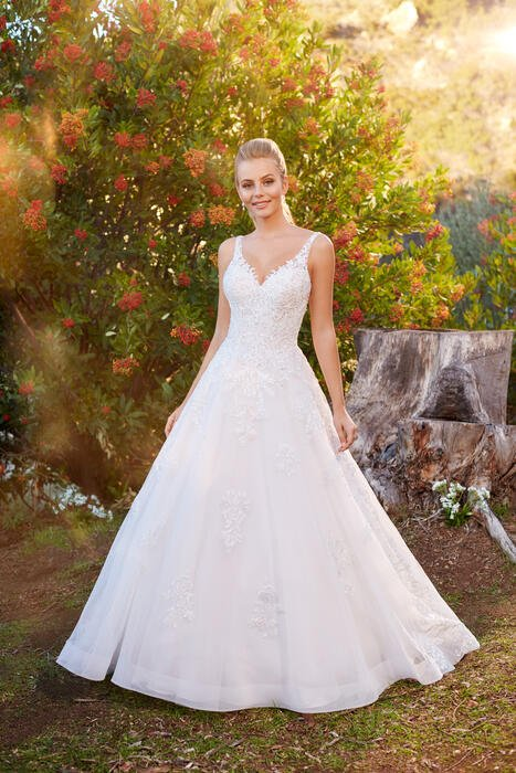 Cypress-Martin Thornburg for Mon Cheri Bridal