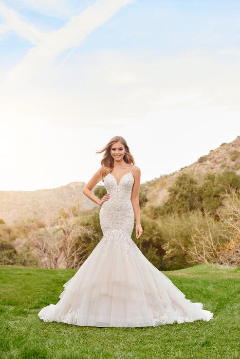 Terra-Martin Thornburg for Mon Cheri Bridal